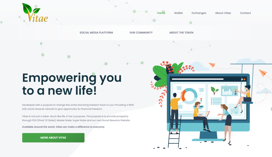 Professionele website in WordPress