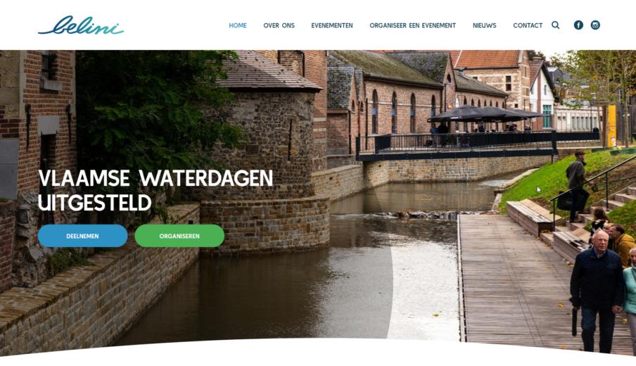 Website Waterdagen