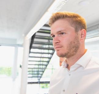 Jens - Teamleader Marketing