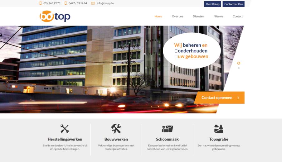 WordPress Ontwikkelaar Van Botop