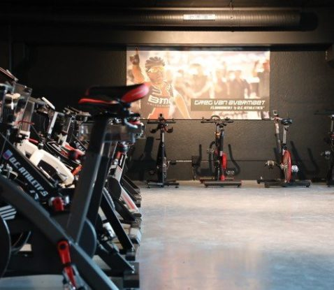 Fitnessking showroom