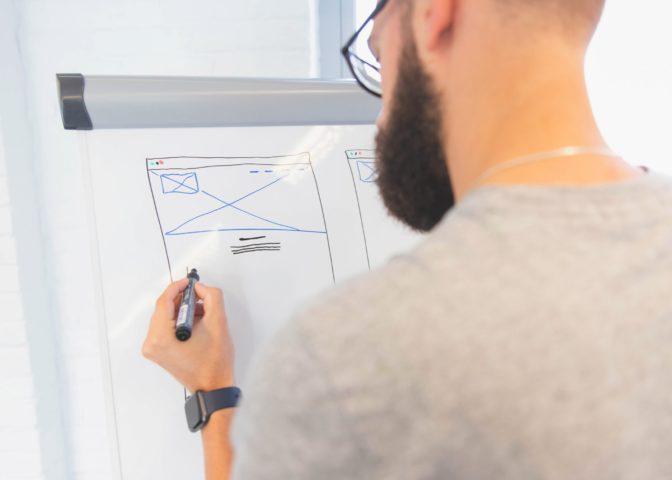Webdesign informatiearchitectuur