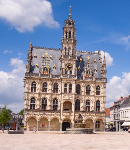 Website laten maken in Oudenaarde