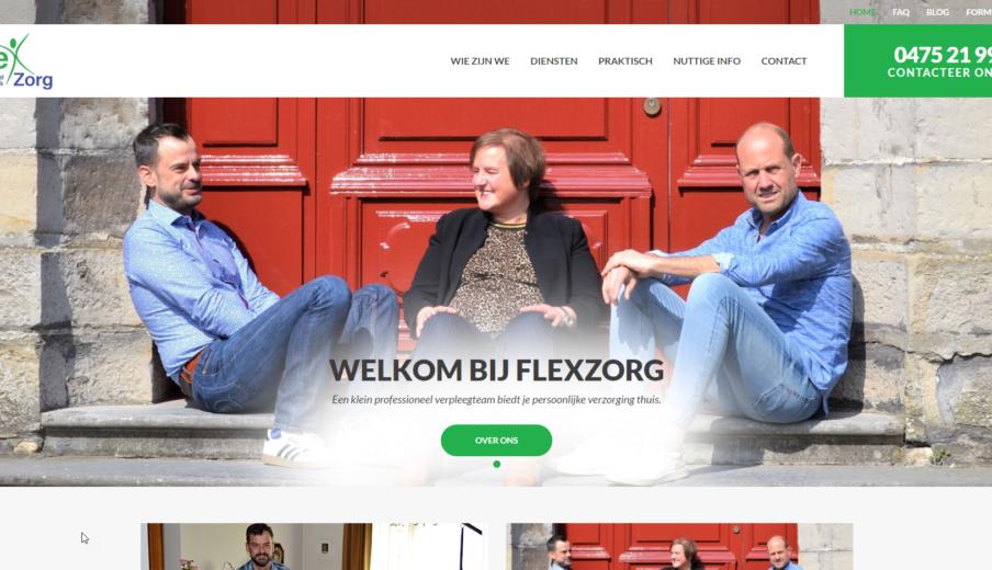 Professionele website laten bouwen