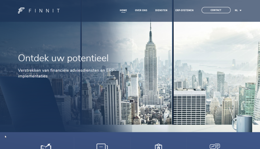 Professionele website in WordPress laten maken